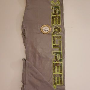 Realtree guys pj pants NEW